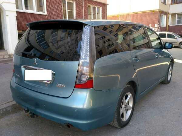 Mitsubishi Grandis, 2008 год, 470 000 руб.