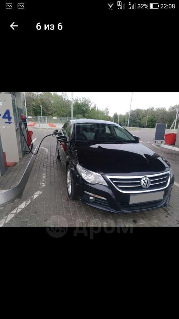 Volkswagen Passat CC, 2010 год, 750 000 руб.