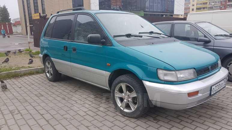Mitsubishi Space Runner, 1992 год, 155 000 руб.