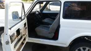 Курган 4x4 2121 Нива 1992