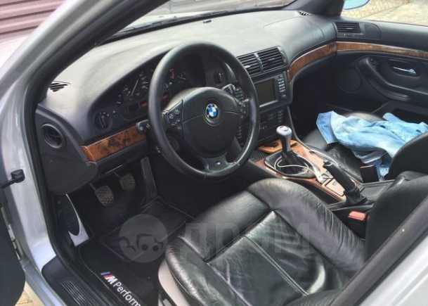 BMW 5-Series, 2001 год, 490 000 руб.