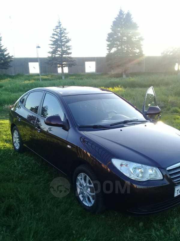 Hyundai Elantra, 2008 год, 360 000 руб.