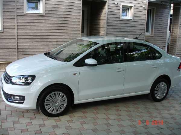 Volkswagen Polo, 2017 год, 705 000 руб.