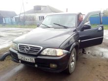 SsangYong Musso, 2001 г., Омск