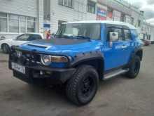 Омск FJ Cruiser 2006
