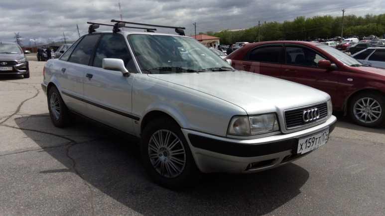 Audi 80, 1993 год, 190 000 руб.