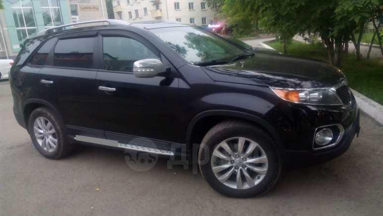 Kia Sorento, 2010 год, 717 000 руб.