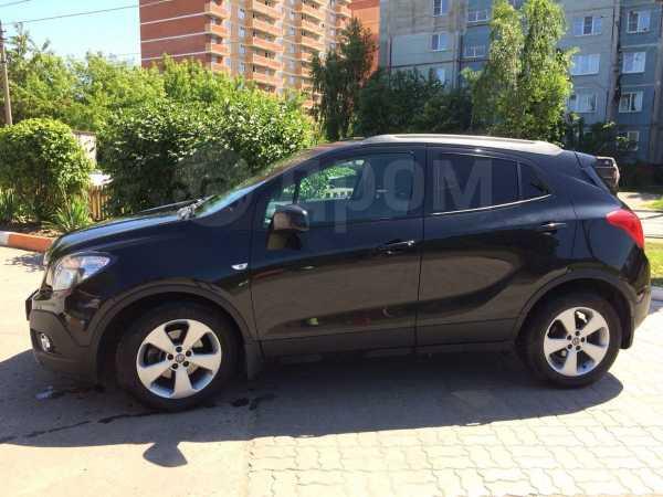 Opel Mokka, 2015 год, 880 000 руб.