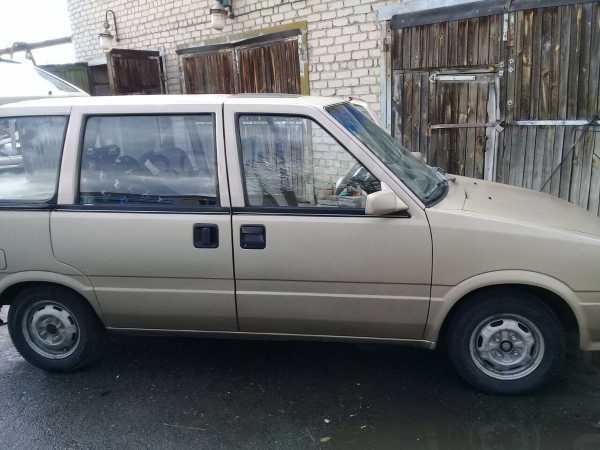 Nissan Prairie, 1986 год, 100 000 руб.