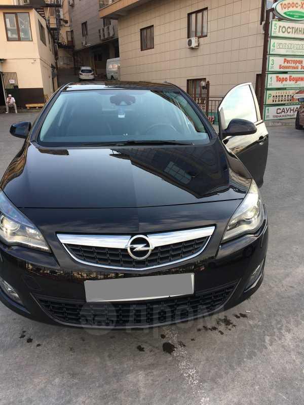 Opel Astra, 2010 год, 530 000 руб.