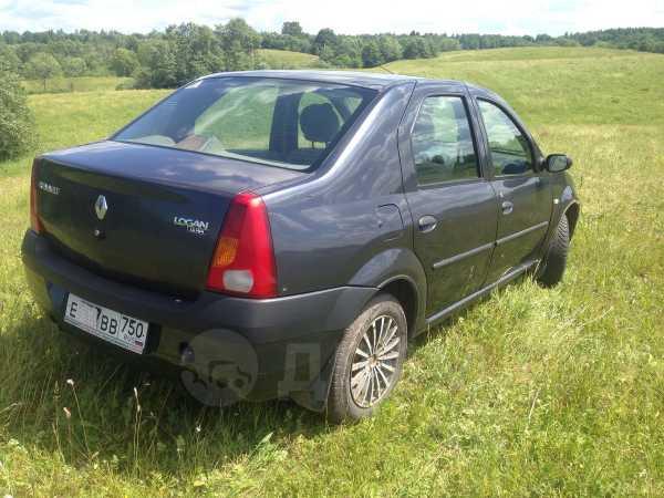 Renault Logan, 2007 год, 202 000 руб.