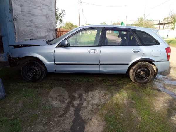 Mazda Familia, 2000 год, 60 000 руб.
