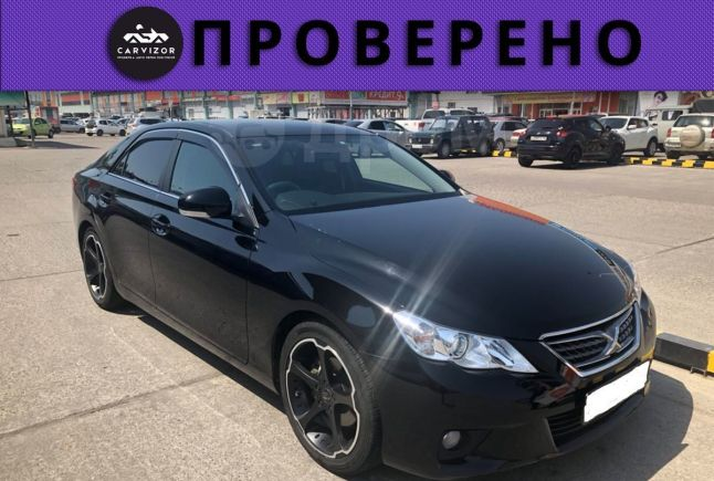 Toyota Mark X, 2011 год, 1 000 000 руб.