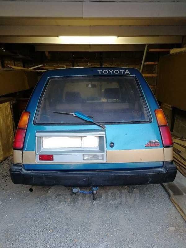Toyota Tercel, 1987 год, 40 000 руб.