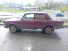 ВАЗ (Лада) 2107, 2004 г., Тюмень