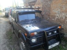 Томск 4x4 2121 Нива 1998