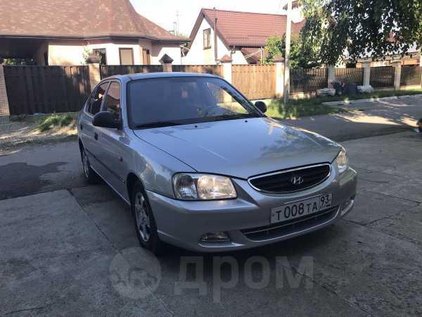 Hyundai Accent, 2005 год, 227 000 руб.