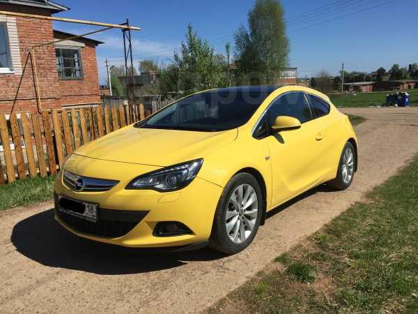 Opel Astra GTC, 2012 год, 655 000 руб.
