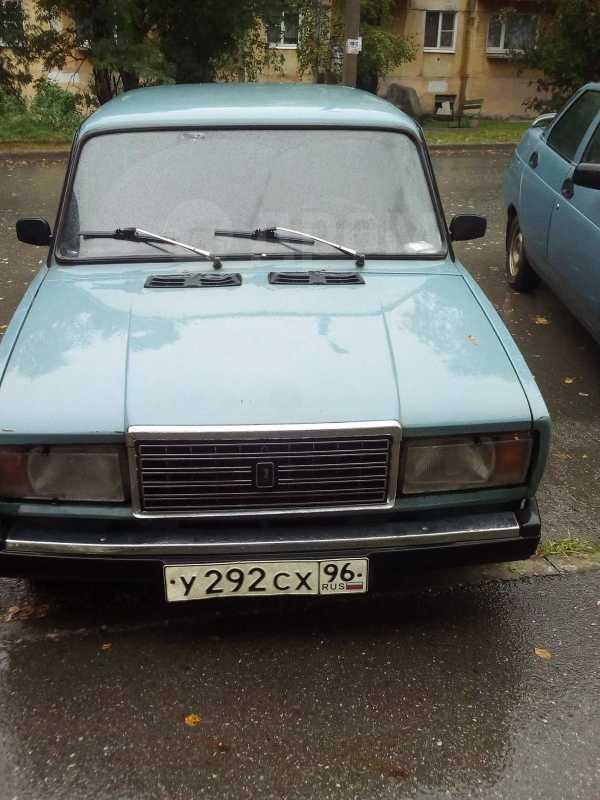 Лада 2107, 1990 год, 20 000 руб.