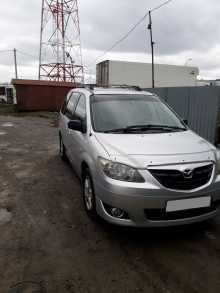 Mazda MPV, 2003 г., Новосибирск