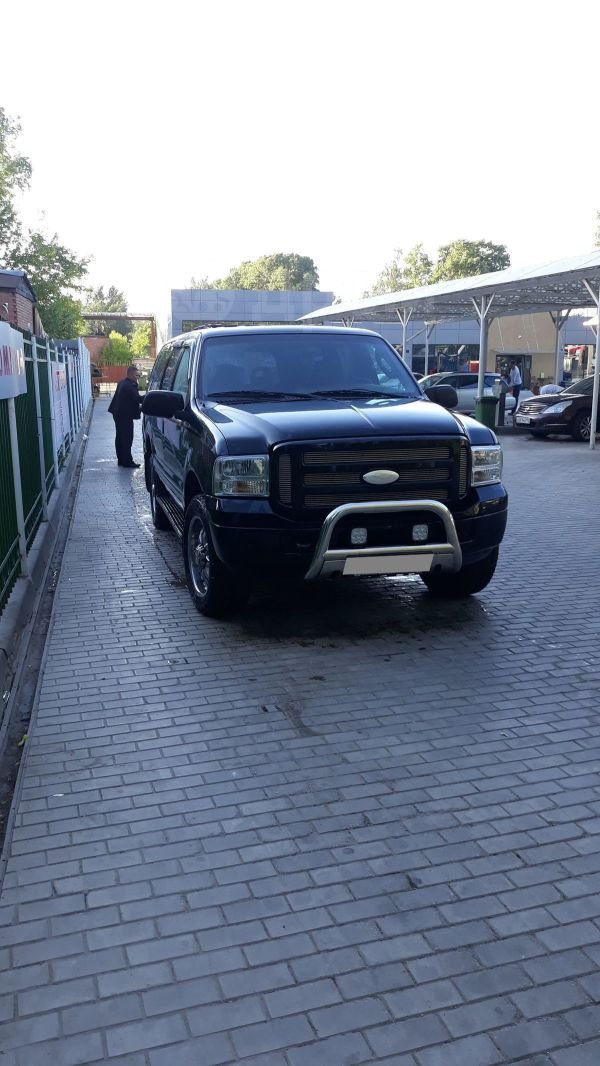 Ford Excursion, 2004 год, 650 000 руб.