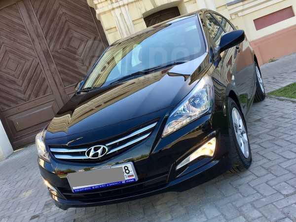 Hyundai Solaris, 2016 год, 698 000 руб.