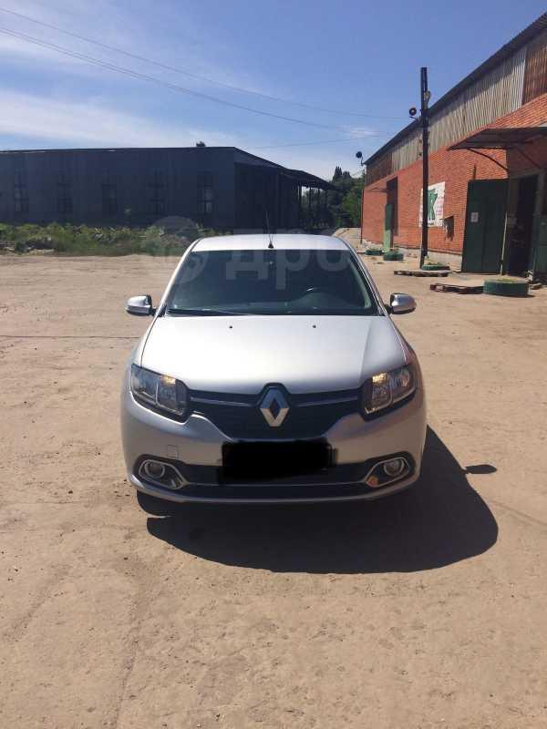 Renault Logan, 2014 год, 443 000 руб.