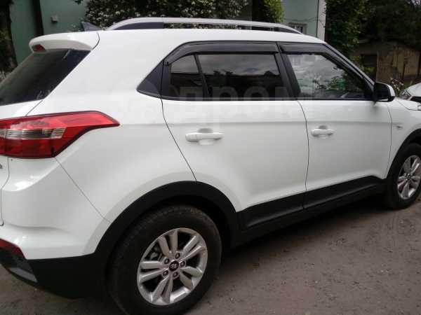 Hyundai Creta, 2016 год, 1 180 000 руб.