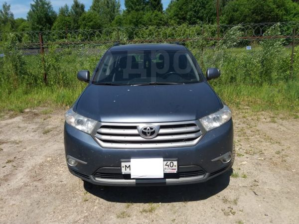 Toyota Highlander, 2011 год, 950 000 руб.