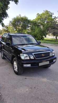 Севастополь LX470 2002