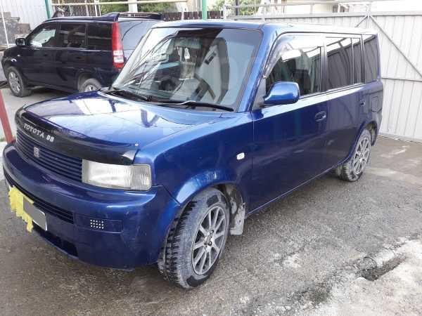 Toyota bB, 2001 год, 245 000 руб.