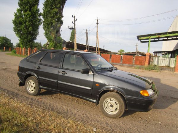 Лада 2114, 2008 год, 140 000 руб.
