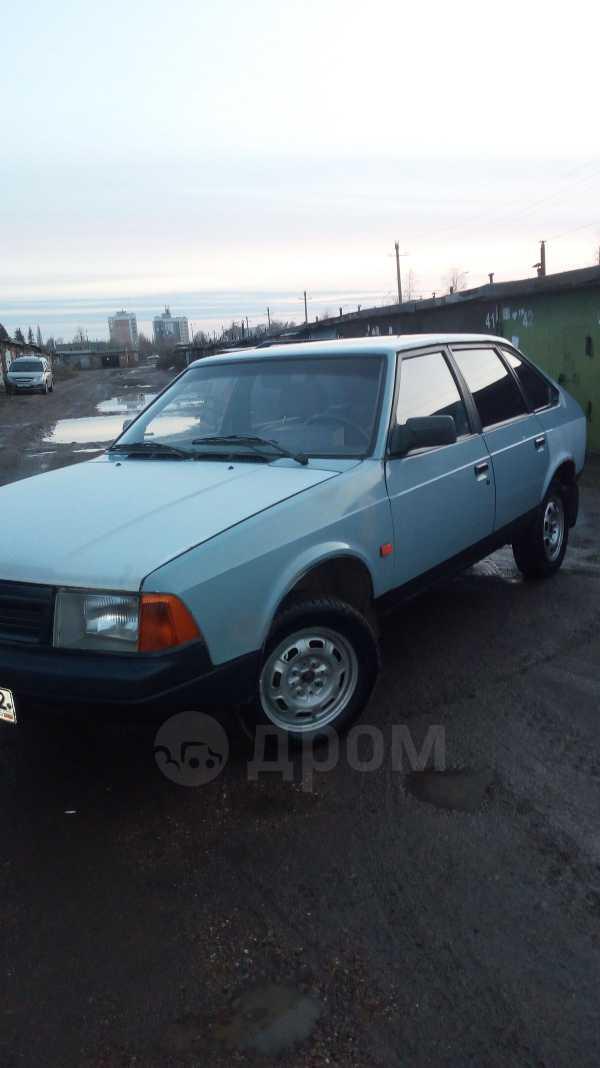 Москвич 2141, 1996 год, 35 000 руб.
