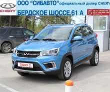 Новосибирск Tiggo 2  2017