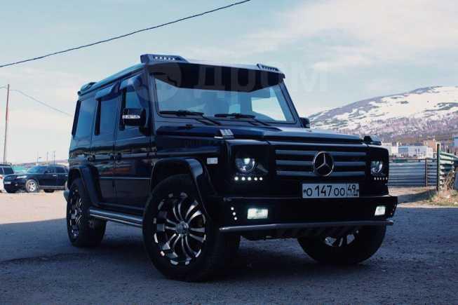 Mercedes-Benz G-Class, 2002 год, 1 750 000 руб.