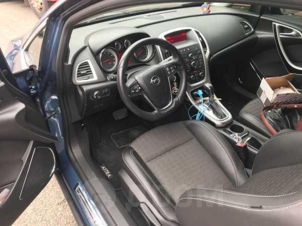 Opel Astra, 2013 год, 600 000 руб.