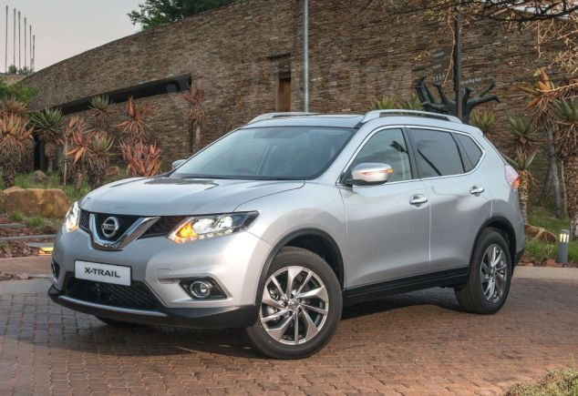 Nissan X-Trail, 2015 год, 1 370 000 руб.
