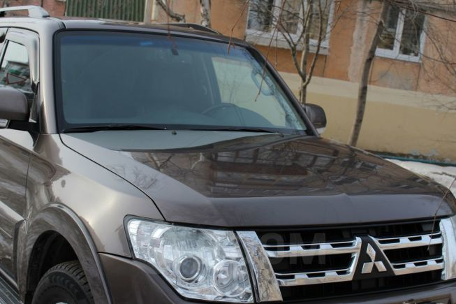 Mitsubishi Pajero, 2012 год, 1 400 000 руб.