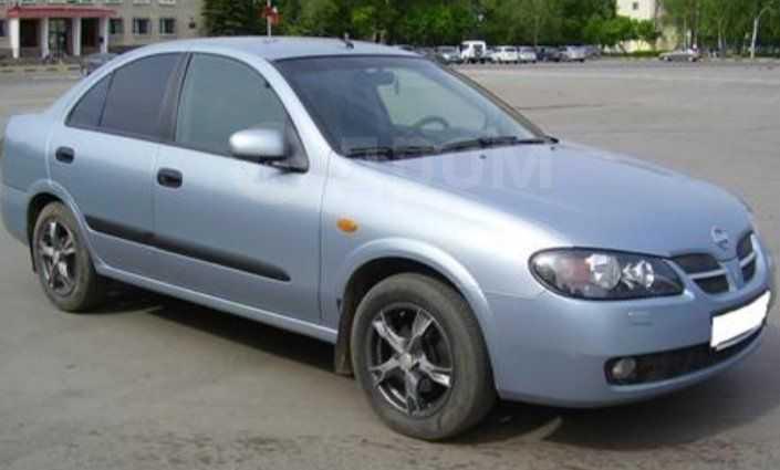 Nissan Almera, 2005 год, 235 000 руб.