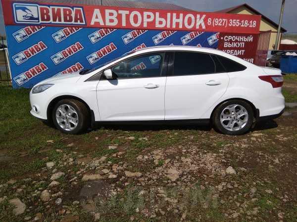 Ford Focus, 2012 год, 515 000 руб.