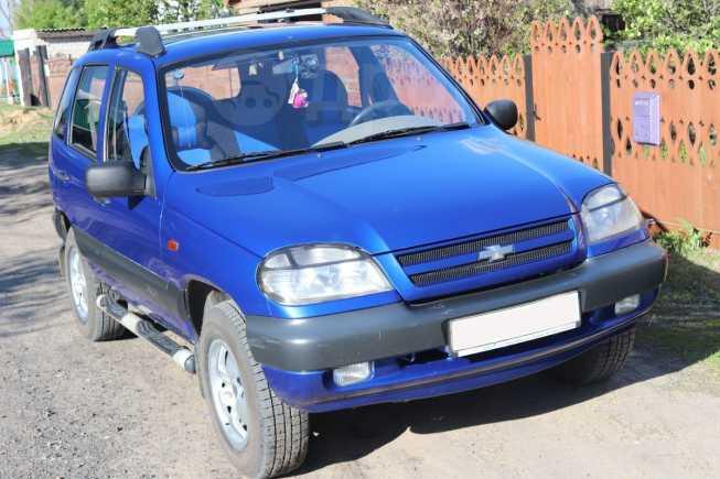 Chevrolet Niva, 2006 год, 300 000 руб.