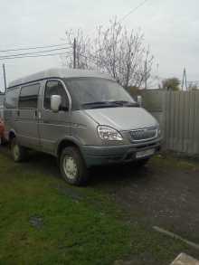 ГАЗ 2217 Баргузин, 2005 г., Тюмень