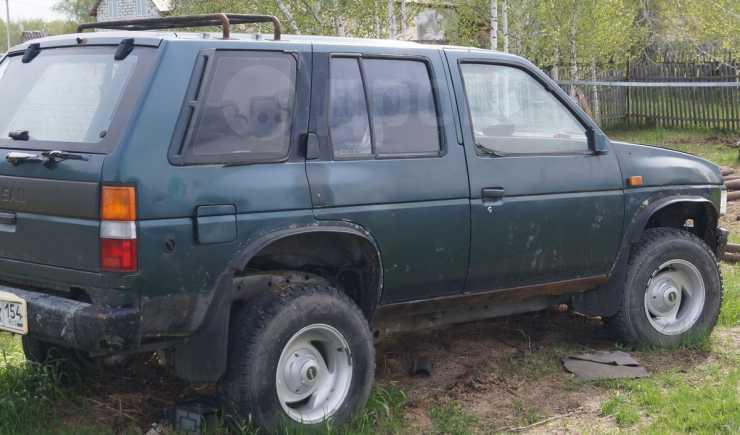 Nissan Terrano, 1993 год, 170 000 руб.