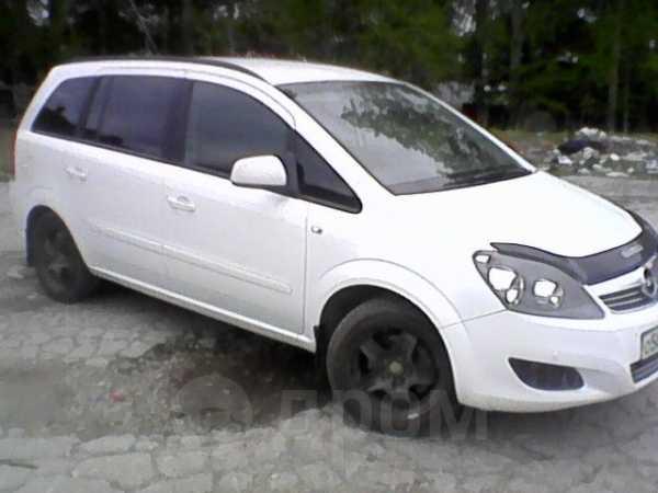 Opel Zafira, 2013 год, 470 000 руб.