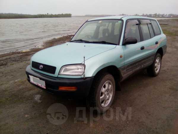 Toyota RAV4, 1995 год, 280 000 руб.