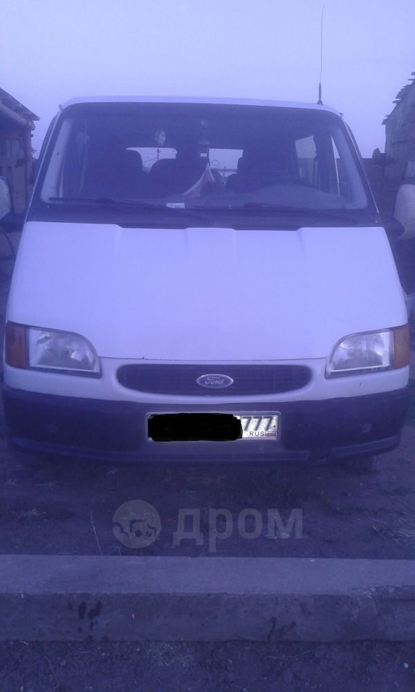 Ford Tourneo Connect, 1995 год, 250 000 руб.