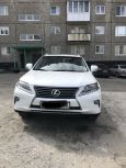 Lexus RX270, 2013 год, 1 530 000 руб.