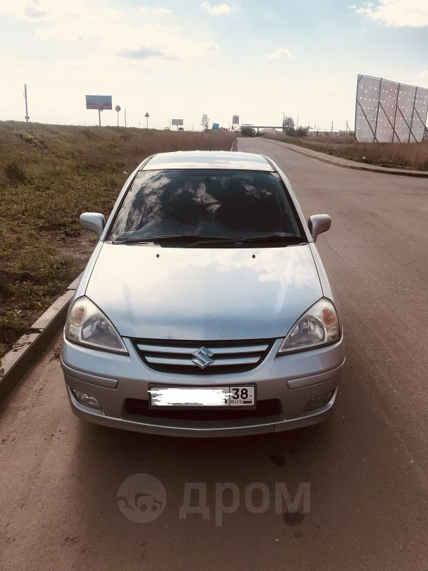 Suzuki Aerio, 2005 год, 320 000 руб.