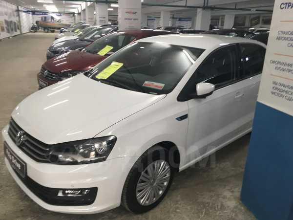 Volkswagen Polo, 2018 год, 722 000 руб.