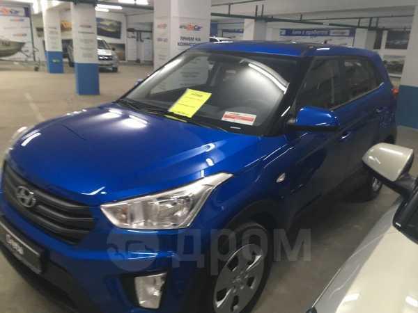 Hyundai Creta, 2018 год, 988 900 руб.